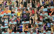 The Big Bang Theory - A Stack Of 50+ Random Mint Trading Cards