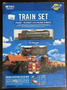 Athearn In Miniature Ho Scale Warbonnet Southern Pacific Train Set W/ Box 1068