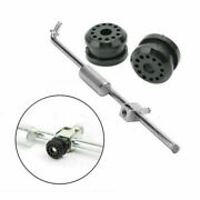 Transfer Case Shifter Linkage Rod And Bushings Kit Fits For Ram Truck 4x4 Sp F7