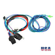Wiring Cable Harness Kit For Marine Cmc/th Tilt Trim Unit Jack Plate 7014g Hot