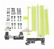 Steinjager Long Arm Suspension Upgrade Kit-gecko Green, For Jeep Tj J0046858