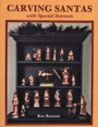 Carving Santas With Special Interests, Paperback By Wolfe, Tom, Brand New, Fr...