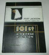 1956 101st Airborne Division Yearbook - Fort Jackson, South Carolina