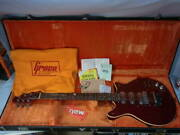 Greco Bm-900 Brian May Model Vintage Red Made In Japan Electric Guitar Used