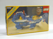 Lego Modular Space Transport 6892 Vintage 1986s Space Series Original From Japan