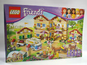Lego Summer Riding Camp 3185 Friends Series 2012s Original From Japan F/s