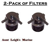 Two Fuel Gas Filters Honda Outboard 115 130 Hp Bf115 Bf130 18-7720 16900-sr3-004