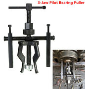 Accessories 3-jaw Pilot Bearing Puller Car Bushing Gear Remover Extractor Tool