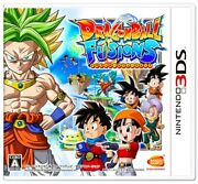 New Nintendo 3ds Dragonball Fusions Kisekae Plate Pack Japan Limited -- White