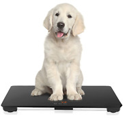 Digital Dog Scale, Animal Scale Platform With 3 Weighing Modes, Kg, Oz, Lb, 220
