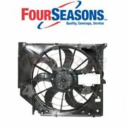 Four Seasons Engine Cooling Fan Assembly For 2001-2005 Bmw 330i - Belts Mh
