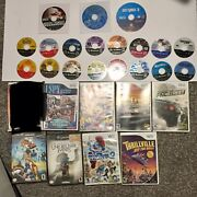 Videogames Lot Nintendo Gamecube,wii,ps2,ps3, Xbox,360-all Games Untested As Is