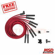Msd Spark Plug Wire Set For Rover 1980 3500