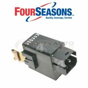 Four Seasons Ac Condenser Fan Motor Relay For 1985-1990 Volvo 760 - Heating Hg