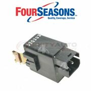 Four Seasons Ac Condenser Fan Motor Relay For 1985-1992 Volvo 740 - Heating He
