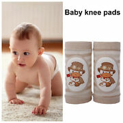 1 Pair Baby Knee Pads Lovely Printing Smell-less Kids Accessory Universal For