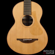 Brand New Lowden Wl-25 12 Fret Indian Rosewood / Red Cedar Acoustic Guitar
