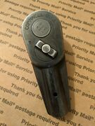 Cornwell 3/4 Dr Ratchet Head Factory Black Powder Coated Nice And Tight Rebuilt