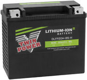 Twin Power Lithium Ion Battery Buell Harley-davidson Dlfp20h-bs-h