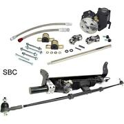 1958-1964 Small Block Chevy Power Rack And Pinion