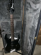 1991 Ibanez Rbm1 Reb Beach Hand Signed Voyager Electric Guitar Good Condition