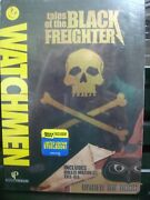 Watchmen Tales Of The Black Firefighter Dvd Exclusive Steelbook Rare Brand New