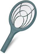 Mafiti Electric Fly Swatter, Fly Killer Bug Zapper Racket For Indoor And Outdoor
