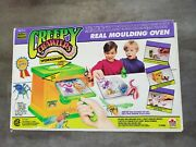 1993 Creepy Crawlers Oven Real Moulding Oven Vintage 90s