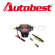 Autobest Externally Mounted Electric Fuel Pump For 1974 Mazda Rotary Pickup Ey