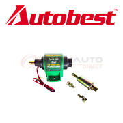 Autobest Externally Mounted Electric Fuel Pump For 1984-1985 Ford Escort Qx