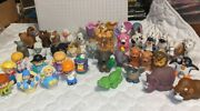 Huge Lot 40 Pc Fisher Price Little People Farm Animals Ark Zoo Baby No Repeats V