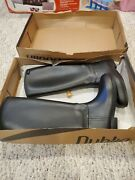 Dublin Equestrian Universal Tall Riding Boots Size 11 Wide Waterproof New