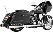 Freedom Exhaust 4.5 Mega American Out Law Slip-on Exhaust Hd00623 47-9059