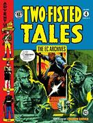 The Ec Archives Two-fisted Tales Volume 4 By Davis, Jack dawkins, Colin Har…