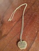 Beatles Necklace Not For Sale
