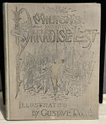 Milton's Paradise Lost Altemus Edition Book Illustrated By Gustave Dore Vintage