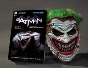Batman Death Of The Family Book And Joker Mask Set Snyder, Scott Acceptable