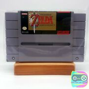The Legend Of Zelda A Link To The Past Snes 1992cleaned Tested New Battery