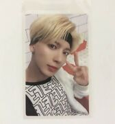 Txt Taehyun Photocard Lucky Draw Blue Hour Rare Limited Official Mint
