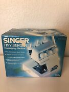 Singer Tiny Serger Overedging Sewing Machine Ts380a Nib Never Used