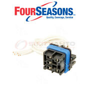 Four Seasons Cooling Fan Motor Relay Connector For 1993-1996 Chevrolet Zb