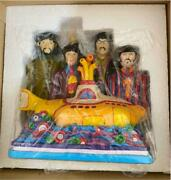 Beatles Figure Yellow Submarine Limited Artist Proof With Certificate 713/ak