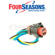 Four Seasons A/c Clutch Cycle Switch Connector For 1996-1999 Ford Windstar Up