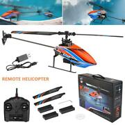 4ch Rtf Rc Mini Drone 2.4g 6-axis Gyro Altitude Hold Flybarless Rc Helicopter Us
