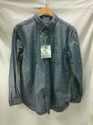 Engineered Garments 17aw Bedford Jacket Stars And Stripes Dobby L Size Wool Used