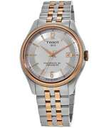 New Tissot Ballade Automatic Silver Dial Menand039s Watch T108.408.22.037.01