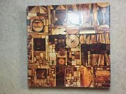Vintage Collectible Springbok Wood Collage Jigsaw Puzzle