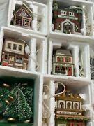 Dept 56 Heritage Village Christmas Collection