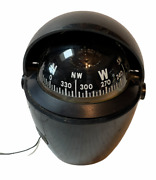 Vintage 1980`s Airguide Chicago Usa Compass Works Great Nice