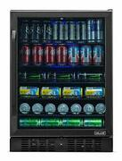 Newair Beverage Refrigerator Built In Cooler With 177 Can Capacity Soda Beer